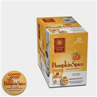 Photo of Pumpkin Spice Flavored Coffee Pods by Copper Moon