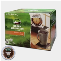 Photo of Decaf Breakfast Blend Coffee K Cups by Green Mountain