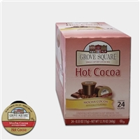 Photo of Mocha Chocolate Hot Cocoa K Cups by Grove Square