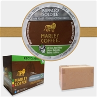 Photo of Buffalo Soldier Coffee K Cups by Marley Coffee