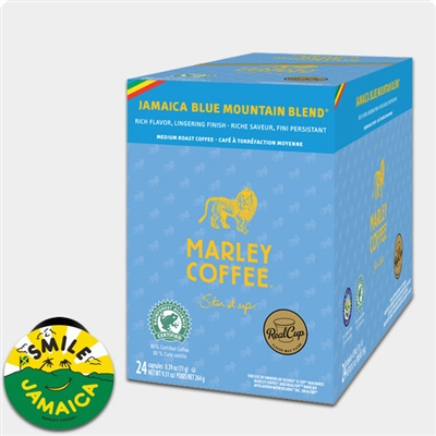 Photo of Smile Jamaica Coffee K Cups by Marley Coffee
