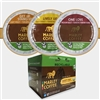 Photo of 36 Variety Pack of Coffee K Cups by Marley Coffee