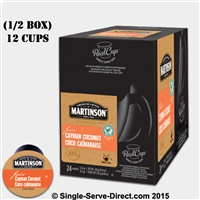 Photo of Cayman Coconut Flavored Coffee K Cups by Martinson Coffee