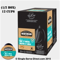 Photo of Mint N' Mocha Flavored Coffee K Cups by Martinson Coffee