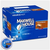 Photo of House Blend Coffee K Cups by Maxwell House