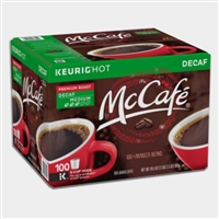 Photo of Decaf Medium Blend Coffee K Cups by McCafe