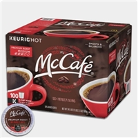 Photo of Medium Blend Coffee K Cups by McCafe