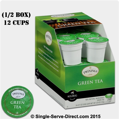 Photo of Green Tea K Cups by Twinings of London