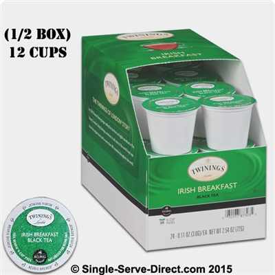 Photo of Irish Breakfast Tea K Cups by Twinings of London