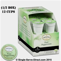 Photo of Peppermint Tea K Cups by Twinings of London