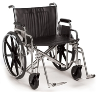 Quality Heavy Duty Wheelchairs | Breezy EC 2000 HD300 Wheelchair  | DME Hub.net