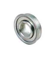 "Durable Wheelchair Parts & Accessories | Flanged Caster Bearing, 7/16"" x 29/32"""