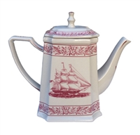 Nautical Teapot