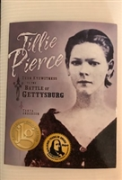 Tillie Pierce Teen Eyewitness to the Battle of Gettysburg