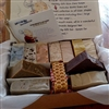 Handmade Gentlemens All Natural Artisan   Individually Wrapped Soap Gift Set