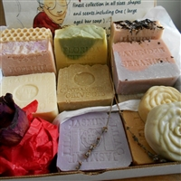 Skin Care Artisan Gift Set All Natural Soaps For Every Skin Type
