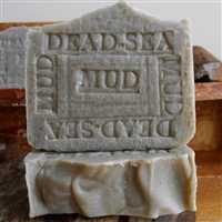 Handmade All  Natural Artisan Dead Sea Soap Black Mud from Israel  Anise and Bay Laurel All Natural Skin Care Soap