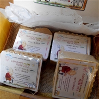 Four Artisan  Bar Gift Soap Set