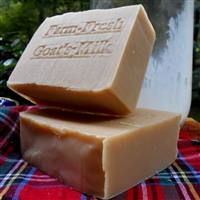 Artisan Goats Milk Soap Bar  Local Farm Fresh all Natural Milk