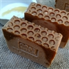 Farm Fresh Handmade All Natural  Goats Milk Soap with Golden Blossom Honey And Oatmeal, Natural Honey