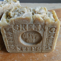 All Natural Olive oil soap, artisan handmade  made skin care bar ,