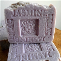 Natural  Handcrafted French Jasmine Soap with Shea Butter