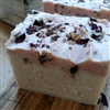Jasmine  Soap  X Large Bar  - Moroccan Clay -Organic Coconut Milk