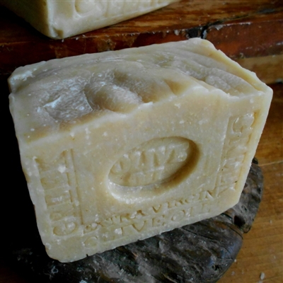 Handcrafted Limited Edition -Olive Oil Aged Large Soap Bar