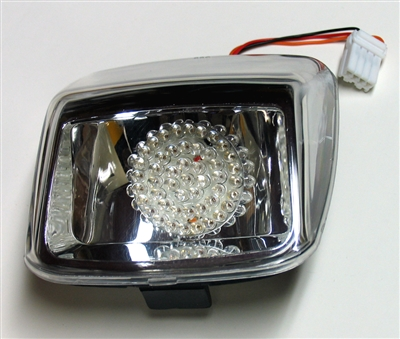 Clear V-Rod LED taillight