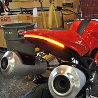 Ducati Monster 696 fender kit