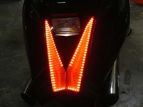 Victory Vision taillight