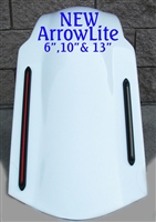 ArrowLite Black finish installed
