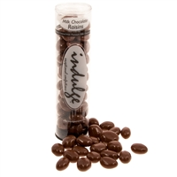 Milk Chocolate Covered Raisins 3.5 oz.