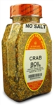 CRAB BOIL SEASONING NO SALTⓀ