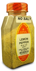 LEMON PEPPER SEASONING NO SALTⓀ