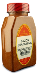 SAZON SEASONING, WITH ANNATOⓀ