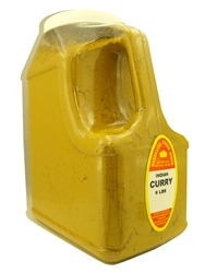 CURRY (INDIAN) 6 LB. RESTAURANT SIZE JUGⓀ