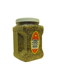 "Family Size Marshalls Creek Spices Low Salt, Mediterranean Spiced Sea Salt Mix, 40 Ounces  â""€"