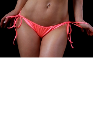 BodyZone Tie Side Scrunch Bottom 1171SL