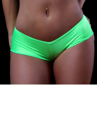 BodyZone Scrunch Back Micro Shorts 1202SL