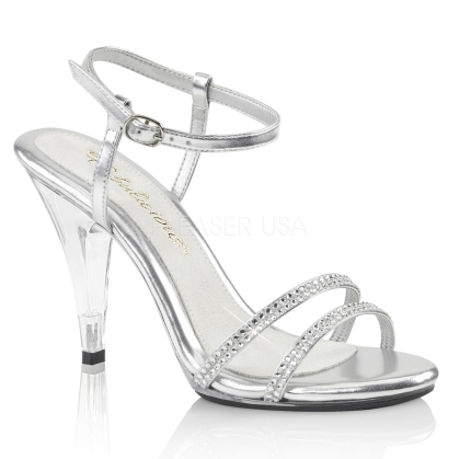 2 band bridal shoes