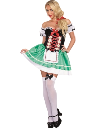 VAVOOM Costumes | Bavarian Babe