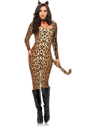 Costumes Cougar Catsuit