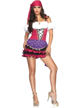 Costumes Crystal Ball Gypsy