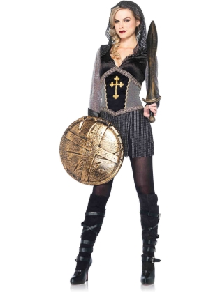 Costumes Joan of Arc Halloween