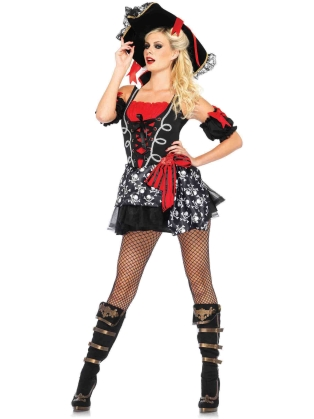 Costumes Buccaneer Babe