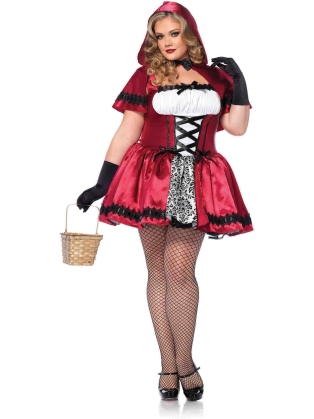 Costumes Gothic Riding Hood