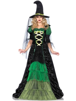 Costumes Storybook Witch