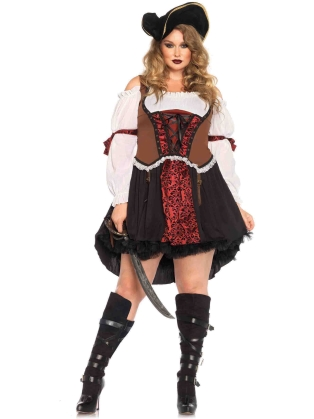 Costumes Ruthless Pirate Wench