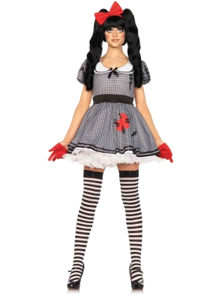Costumes Wind Up Doll